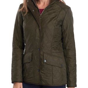 Barbour Quilted Utility Jacket